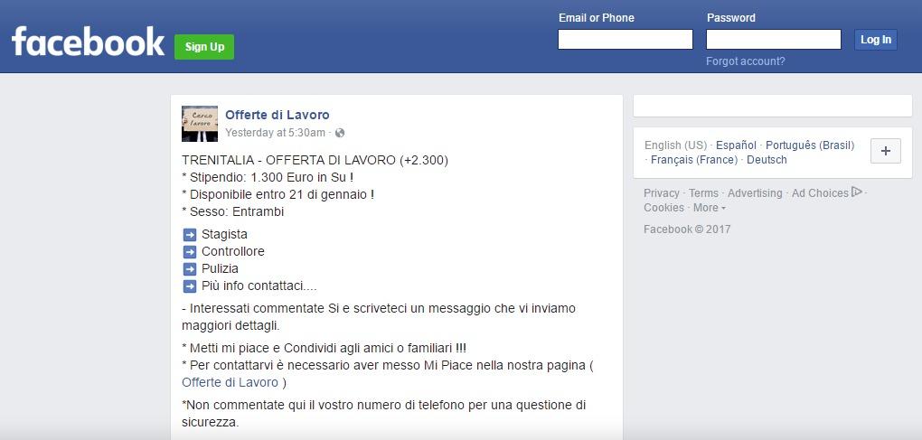 Offerta di Lavoro Trenitalia. 2300+ Posti in tutta Italia 3