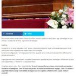 Napoli miracolo San Gennaro: Mamma piange disperata ai funerali del figlio, poi dalla bara si sente un qualcosa… 3