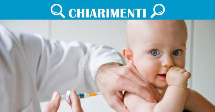 vaccino si o no